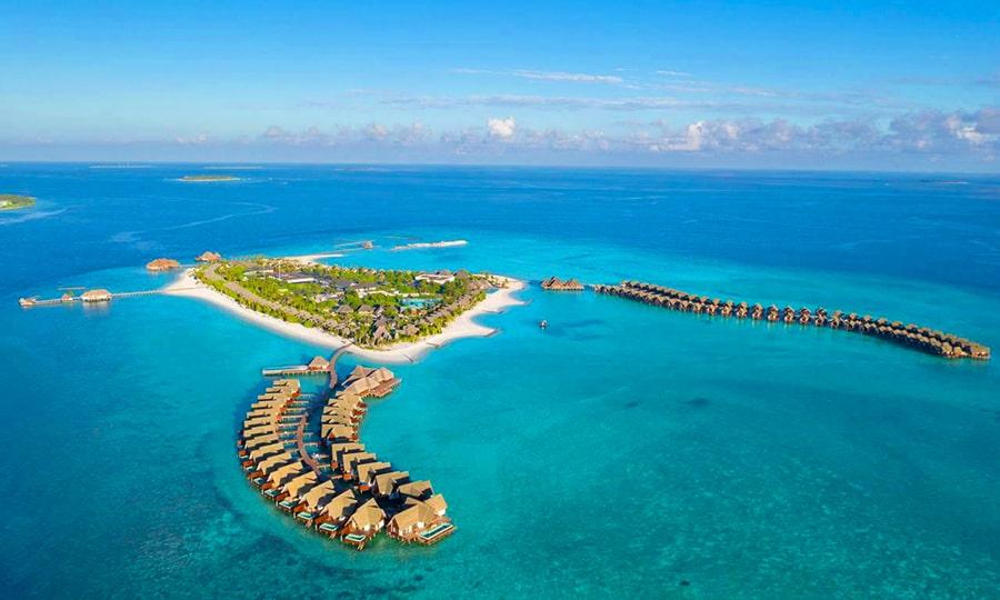 Курорты Мальдив-Атолл Раа