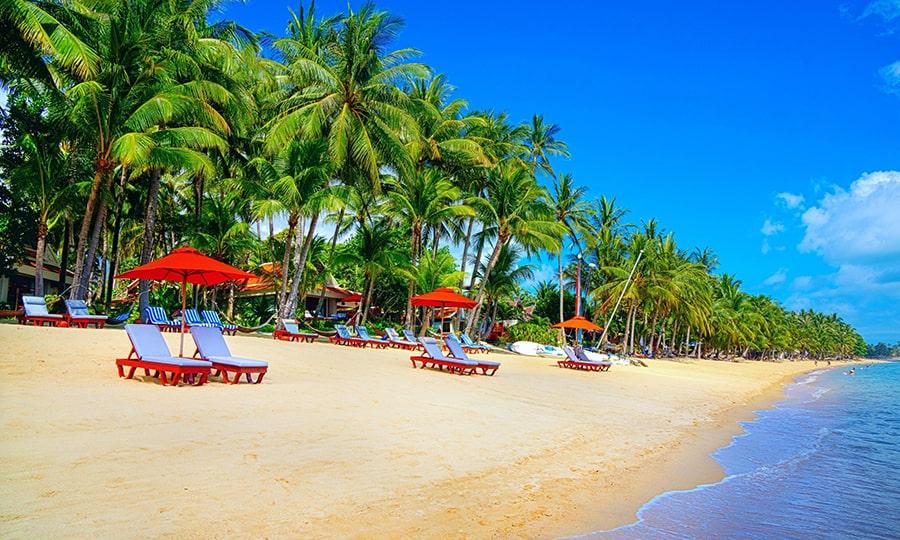 Лучшие острова Таиланда-Самуи