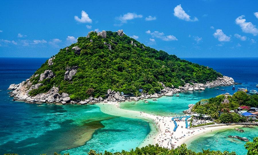 Лучшие острова Таиланда-Тау