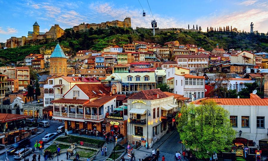 Курорты Грузии