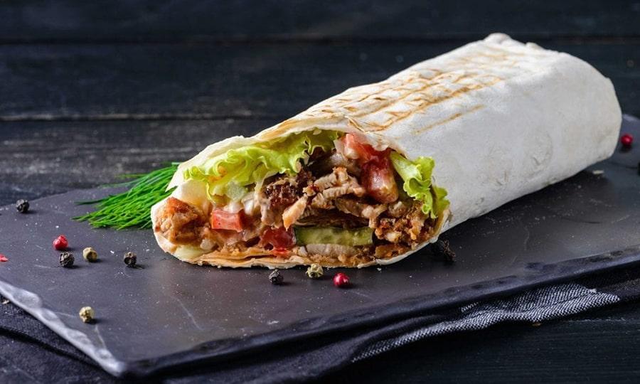 Кухня Мексики - Буритос