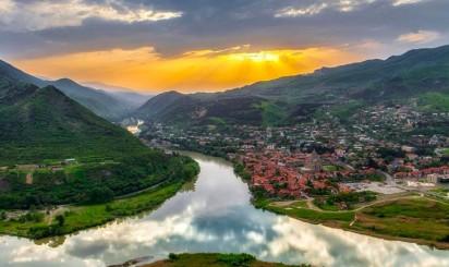 Достопримечательности Грузии - Город Мцхета