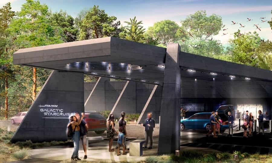 В 2022 году Disney откроет отель в стиле Star Wars
