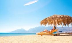 Пляжи Египта