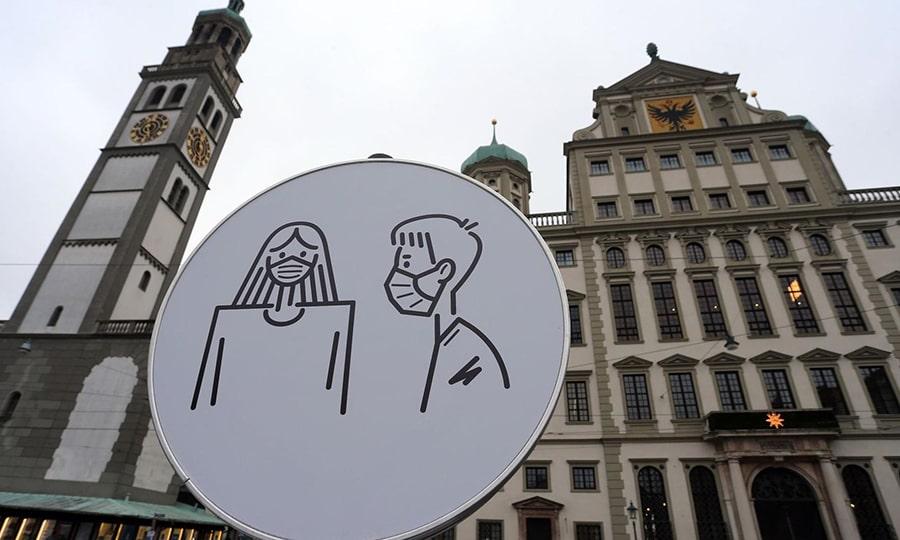 С 10 октября украинские туристы въезжают в Германию по новым правилам