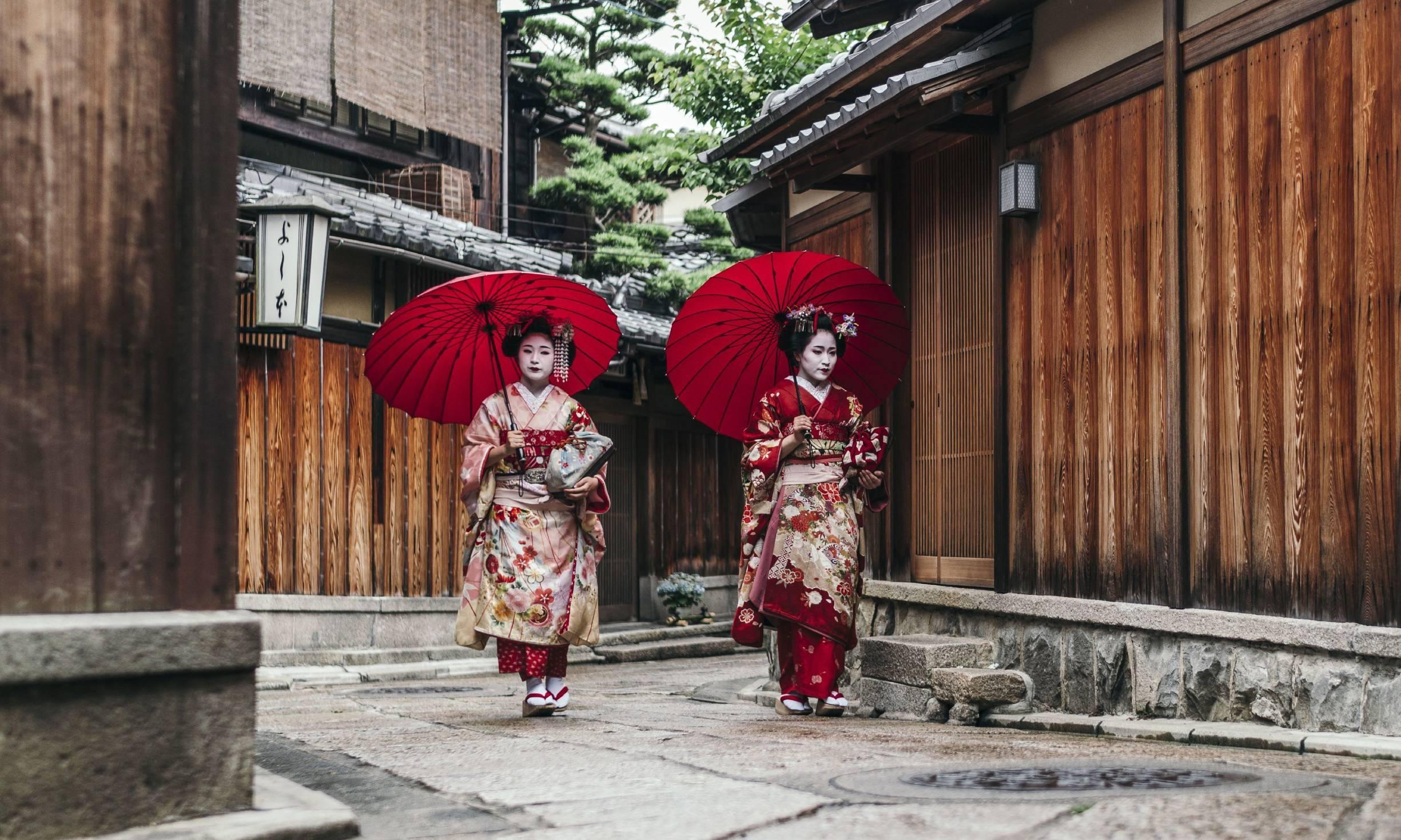 Япония снова открывается для путешественников