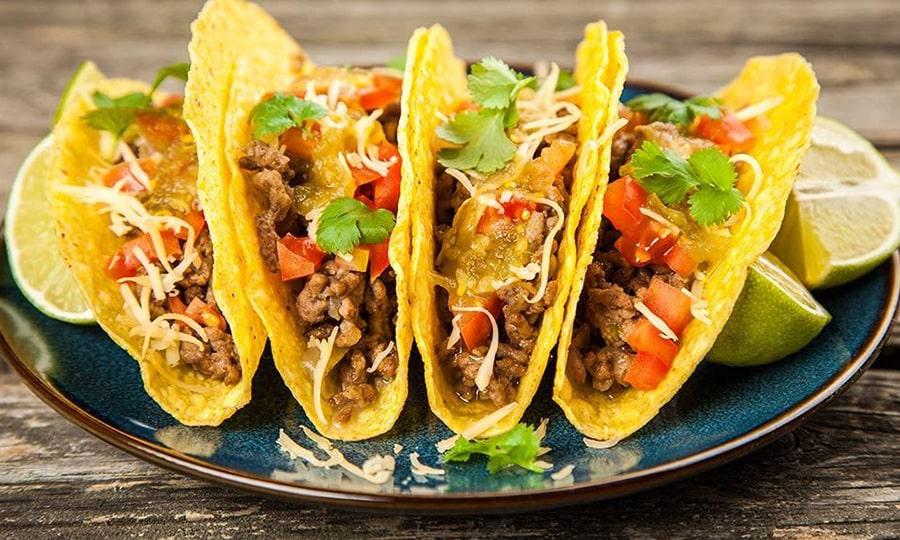 Кухня Мексики - Такос